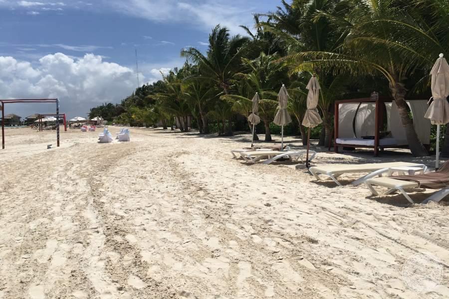 El Dorado Maroma Beach Area