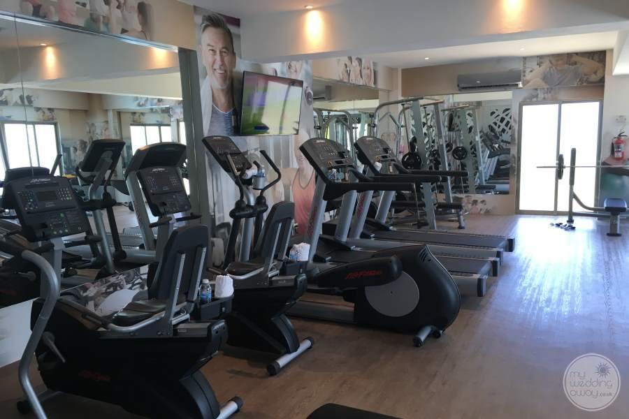 El Dorado Maroma Fitness Club
