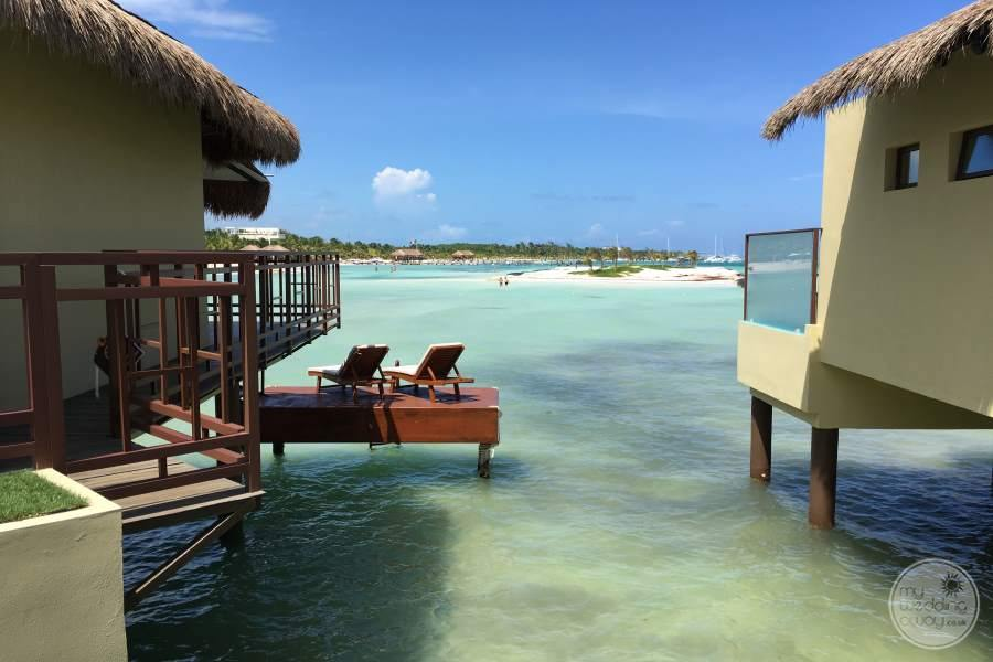El Dorado Maroma Overwater Private Terrace