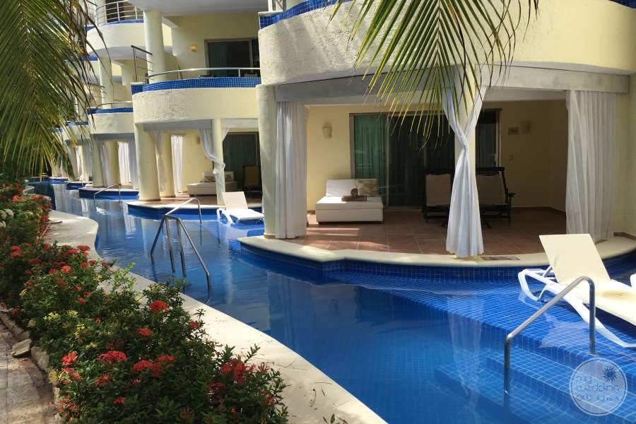 El Dorado Maroma Swim-out-Rooms