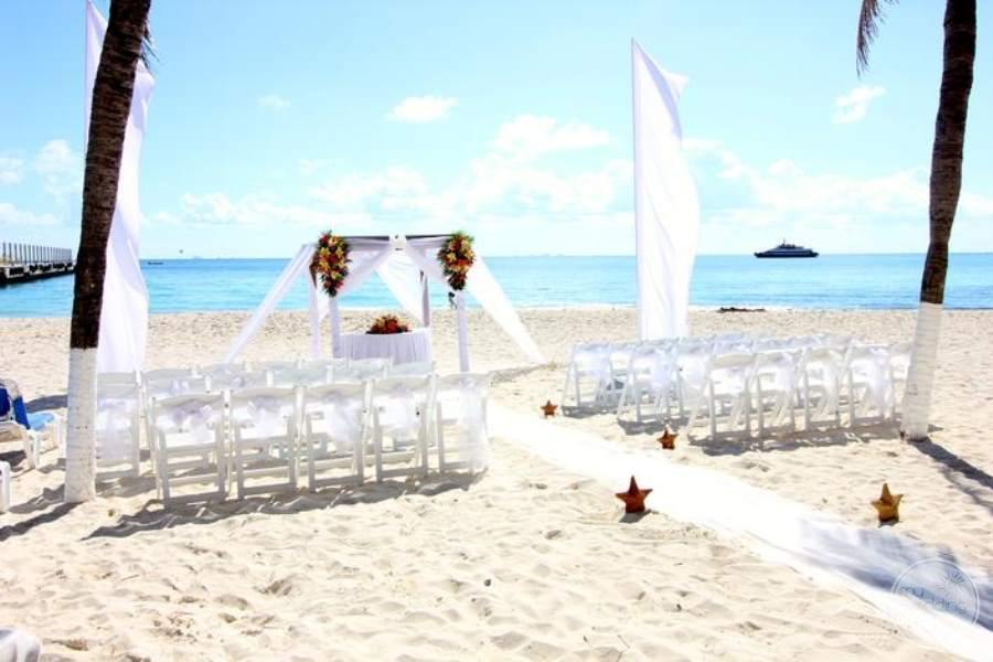 Grand Porto Real Beach Wedding 2