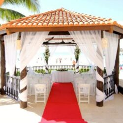 Grand Panama Jacks Wedding Gazebo