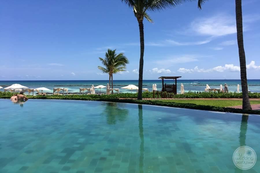 Grand Velas Riviera Maya Infinity Pool