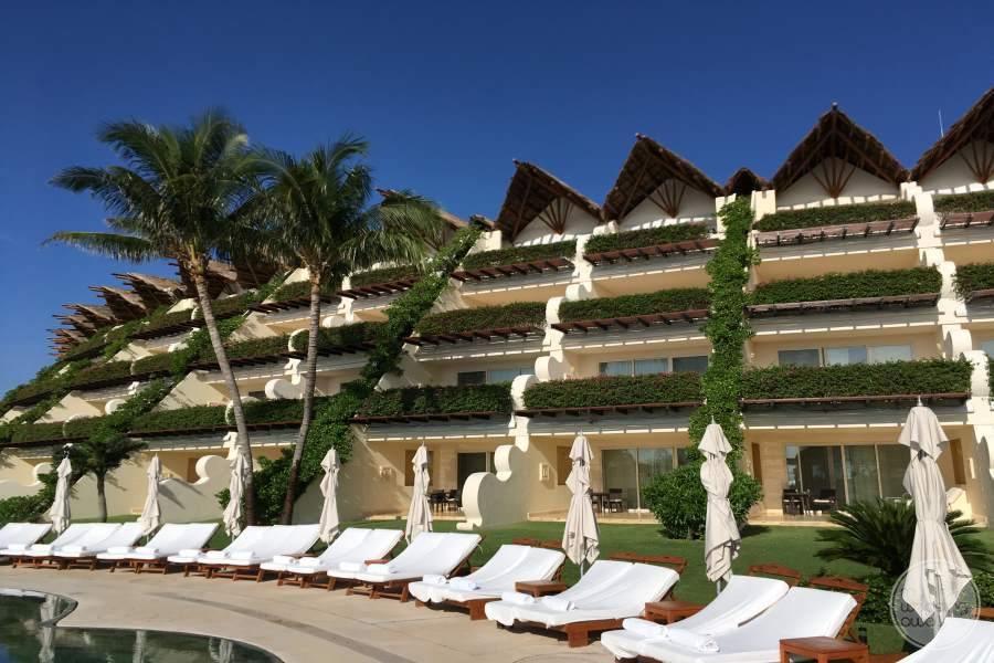Grand Velas Riviera Maya Lounge Chairs