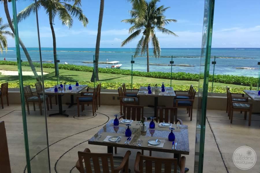 Grand Velas Riviera Maya Outdoor Dining