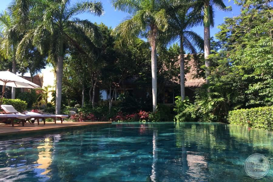 Grand Velas Riviera Maya Pool 2
