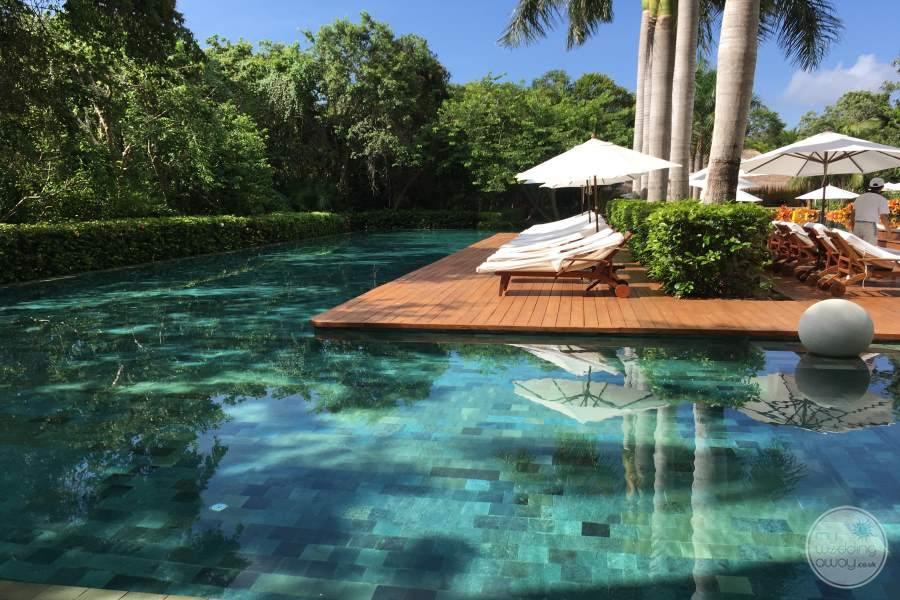 Grand Velas Riviera Maya Pool 3