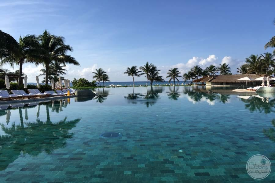 Grand Velas Riviera Maya Pool View