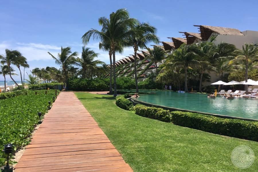 Grand Velas Riviera Maya Walkway