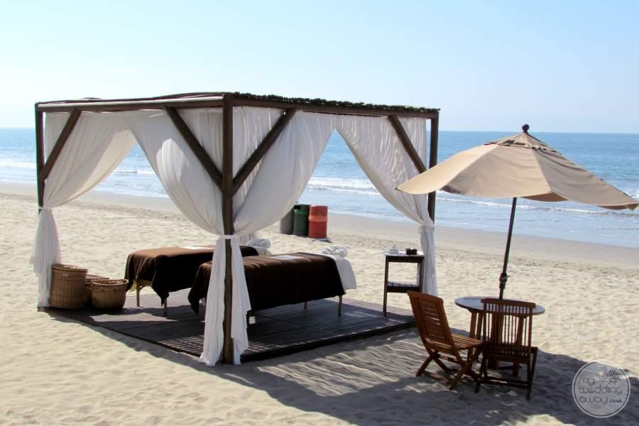 Grand Velas Riviera Nayarit Beach Massage