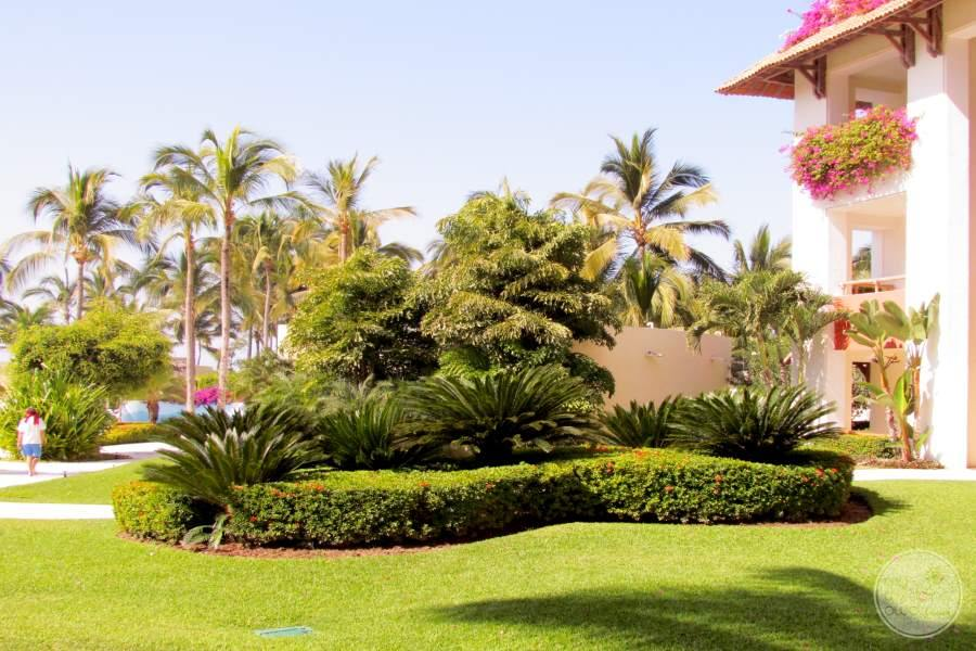Grand Velas Riviera Nayarit Grounds