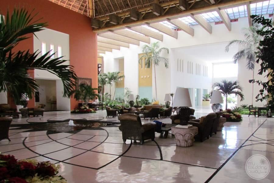 Grand Velas Riviera Nayarit Inside Lobby
