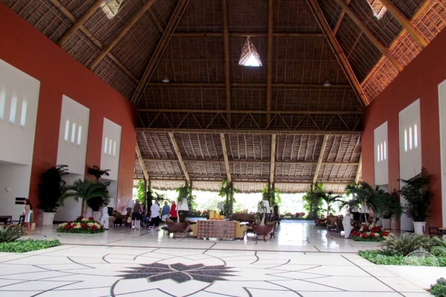 Grand Velas Riviera Nayarit Lobby Area