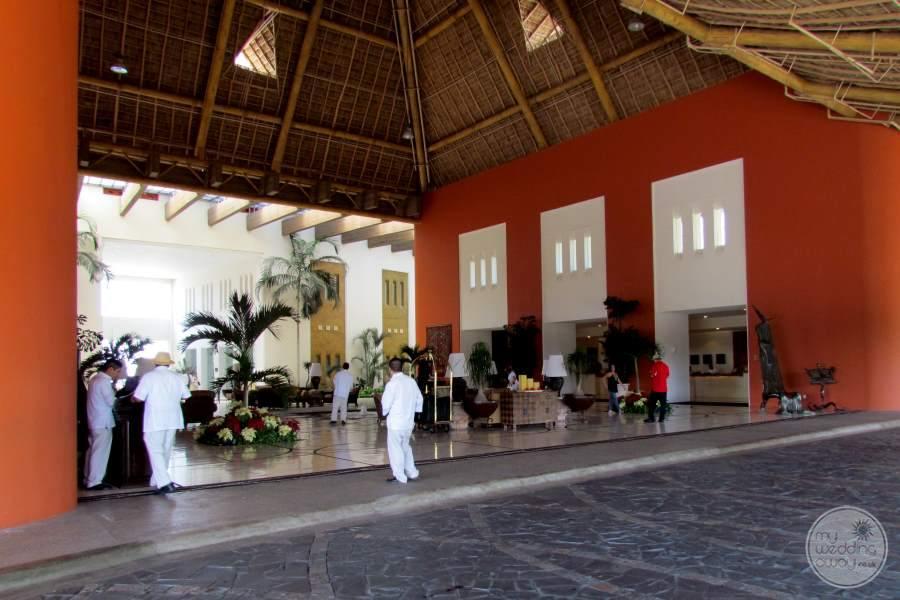 Grand Velas Riviera Nayarit Lobby