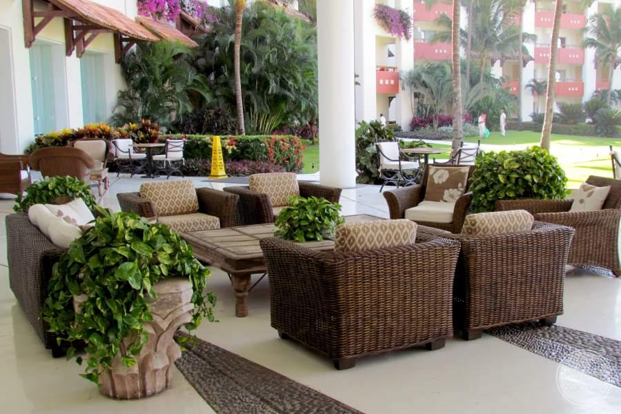 Grand Velas Riviera Nayarit Lounge Area