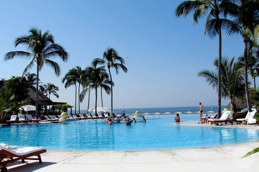 Grand Velas Riviera Nayarit Main Pool
