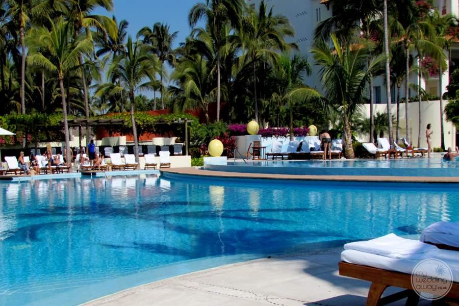 Grand Velas Riviera Nayarit Pool 2