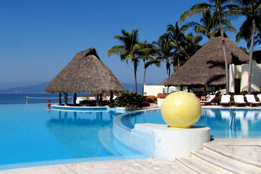 Grand Velas Riviera Nayarit Pool and Swim-up Bar