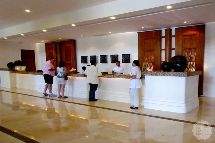 Grand Velas Riviera Nayarit Reception