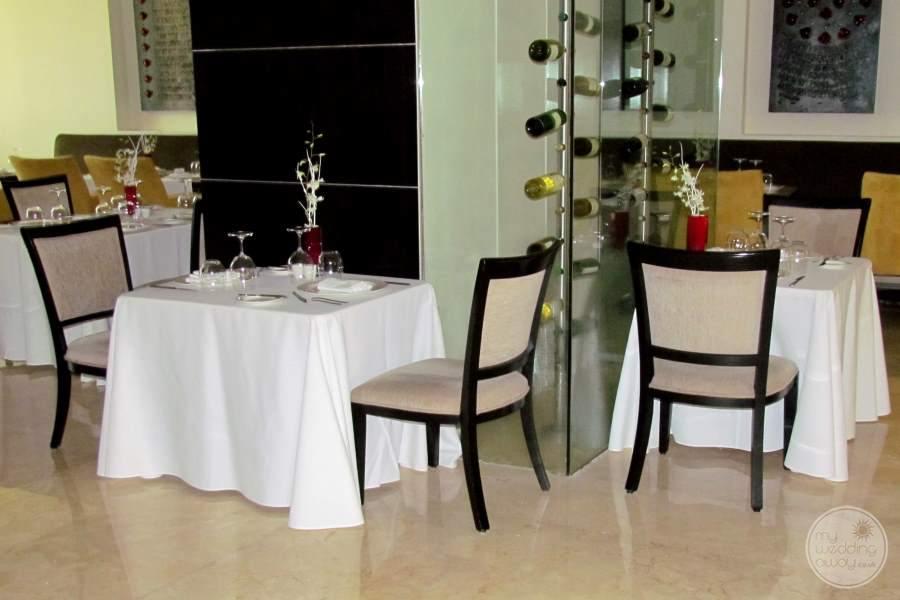 Grand Velas Riviera Nayarit Restaurant
