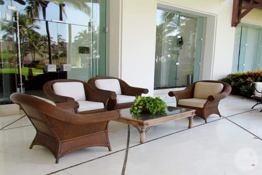 Grand Velas Riviera Nayarit Seating