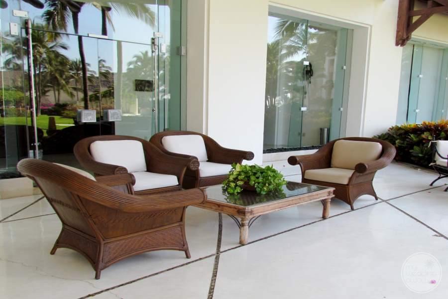Grand Velas Riviera Nayarit Seating
