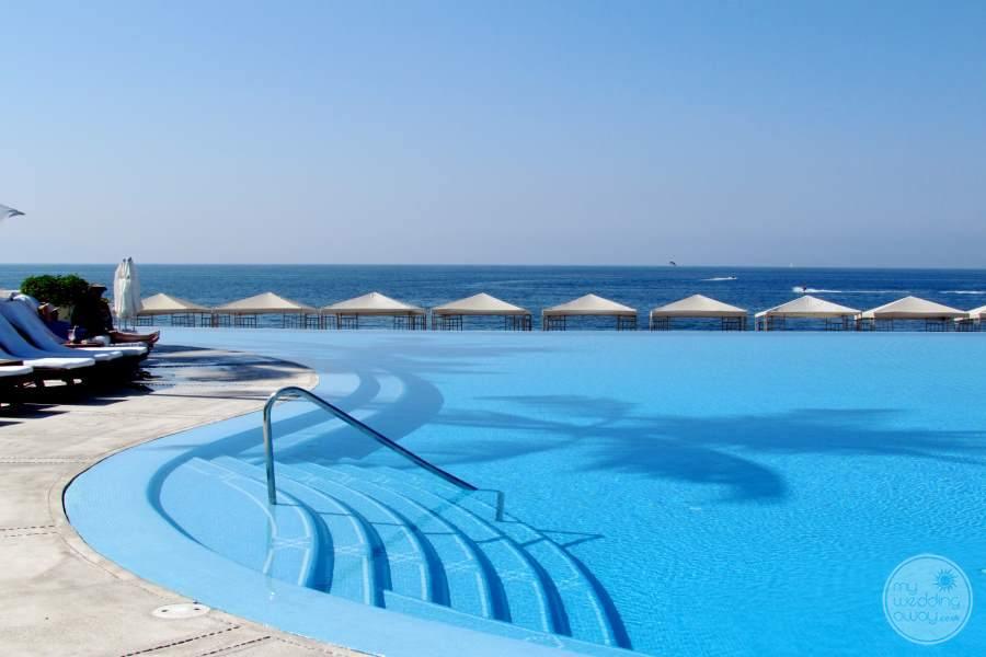 Grand Velas Riviera Nayarit Step-down Pool