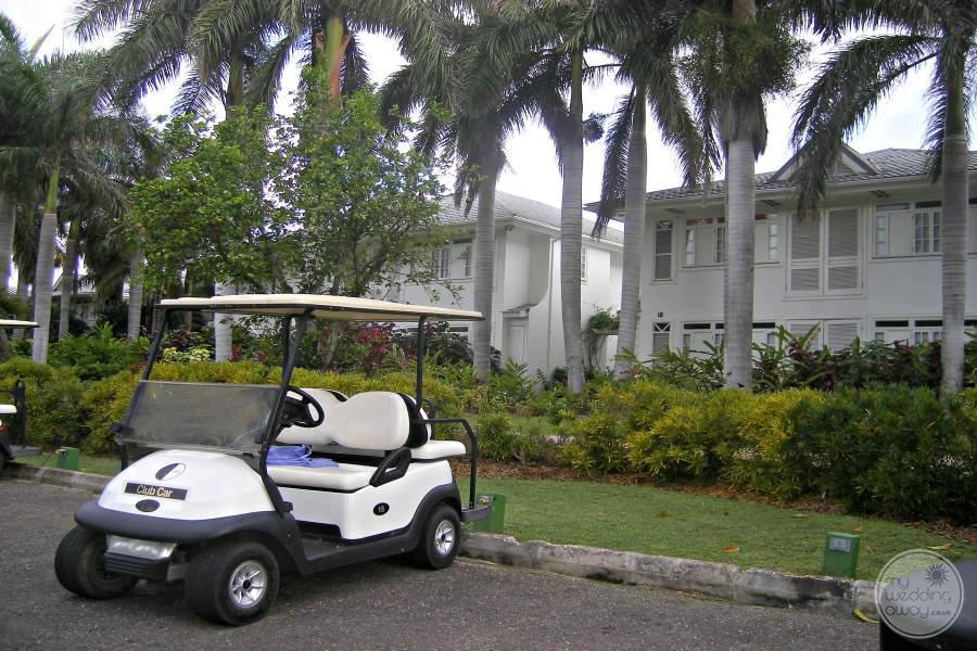 Half Moon Montego Bay Golf Cart