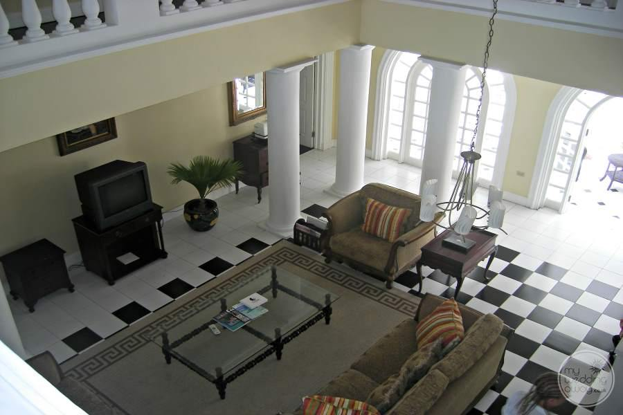 Half Moon Montego Bay Lobby View