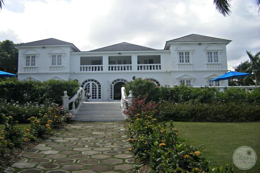 Half Moon Montego Bay Resort Entrance