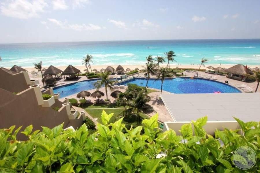 Paradisus Cancun Beach Overview