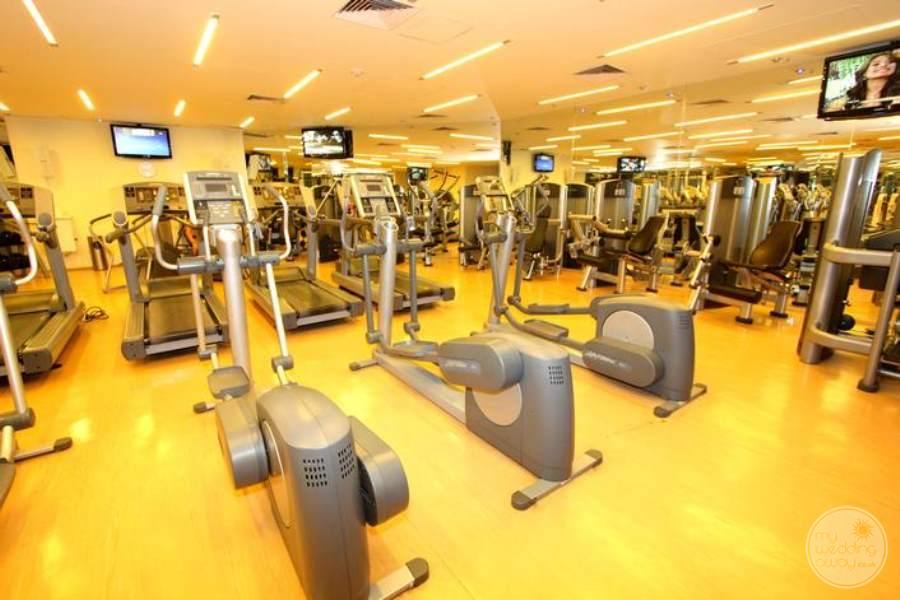 Paradisus Cancun Fitness Club