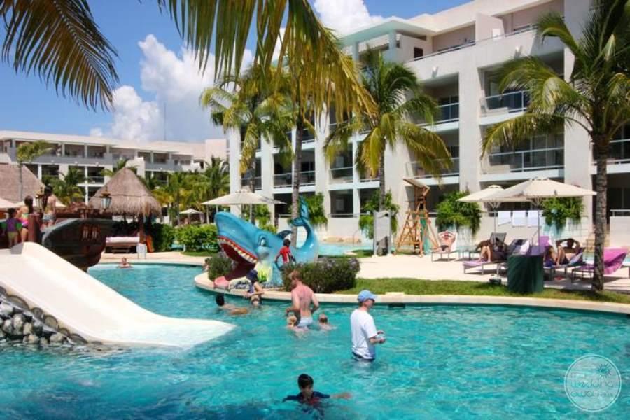 Paradisus La Esmeralda Fun Pool