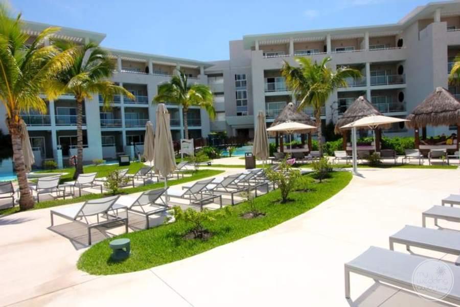 Paradisus La Esmeralda Lounge Area