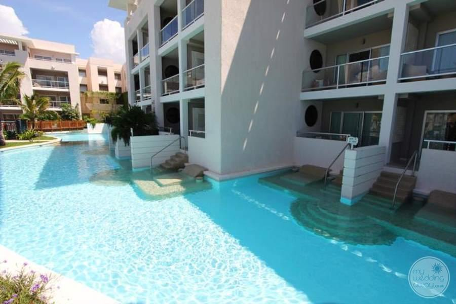 Paradisus La Esmeralda Swim-out Rooms