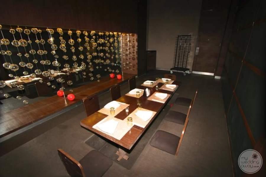 Paradisus La Perla Japanese Dining
