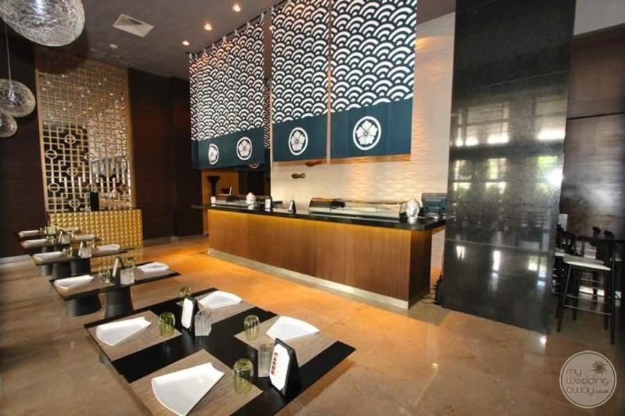 Paradisus La Perla Japanese Restaurant