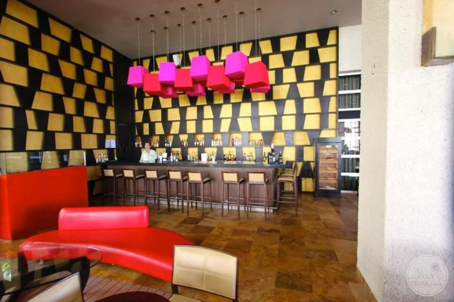 Paradisus La Perla Lobby Bar 2
