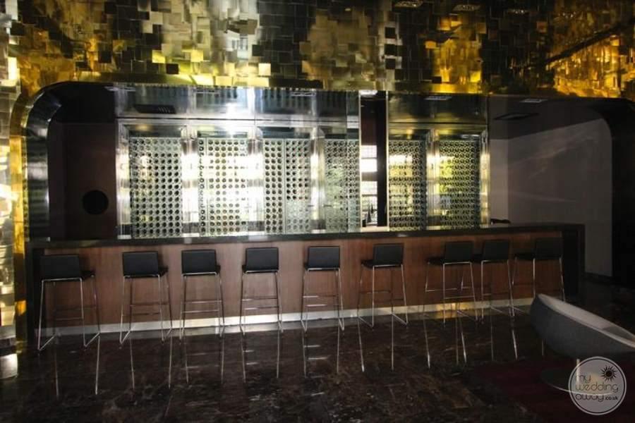 Paradisus La Perla Lobby Bar