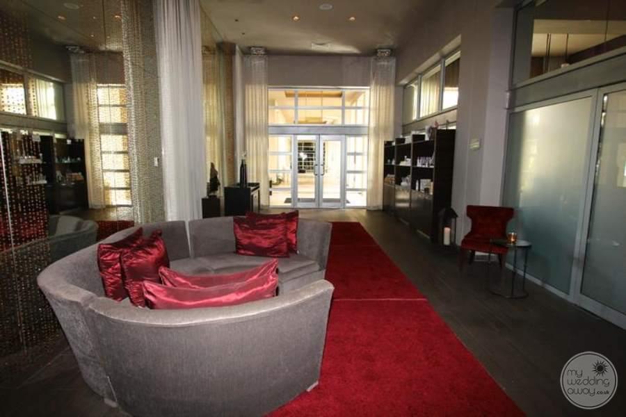 Paradisus La Perla Spa Lounge