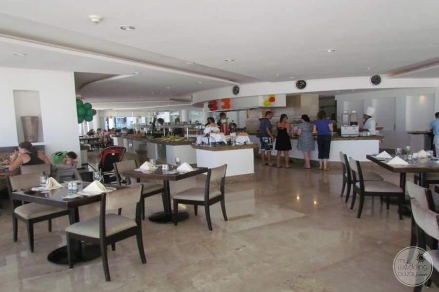 Playacar Palace Buffet Restaurant