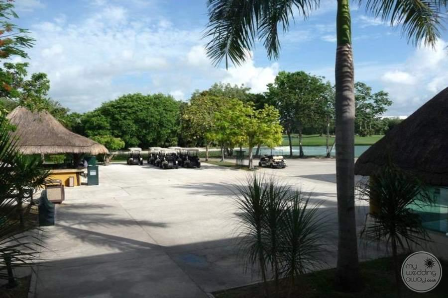 Playacar Palace Golf Nearby