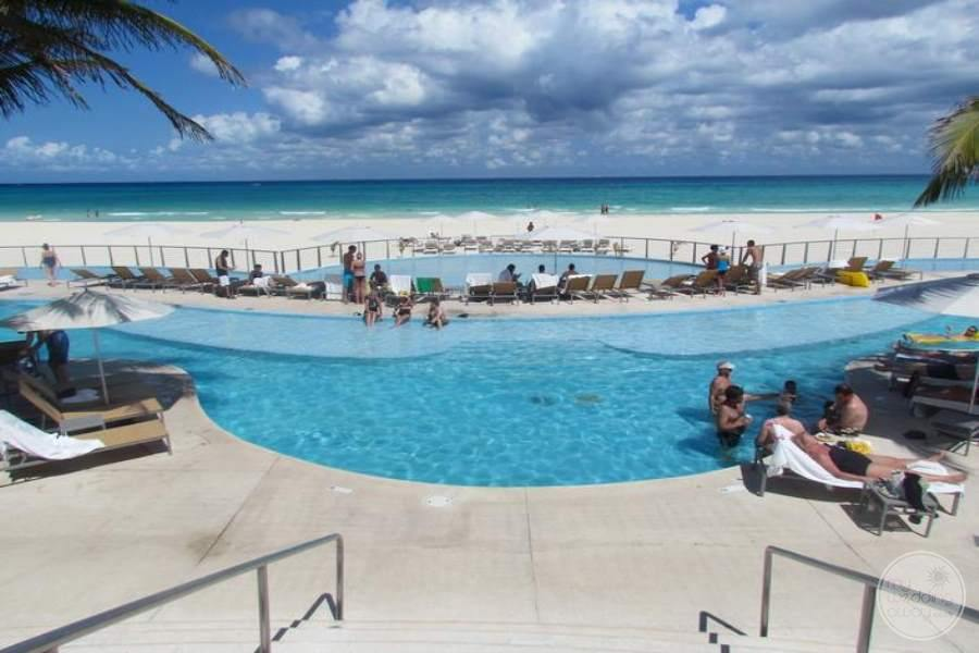 Playacar Palace Main Pool