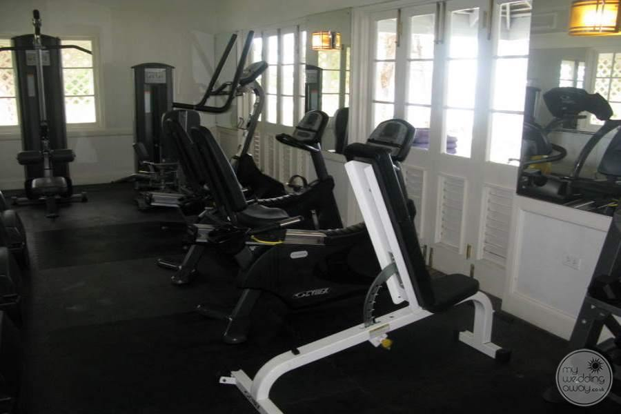 Round Hill Hotel Villas Fitness Club