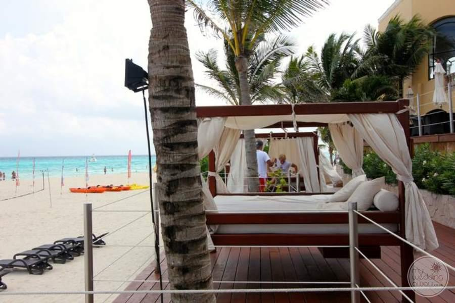 Royal Hideaway Beach Beds
