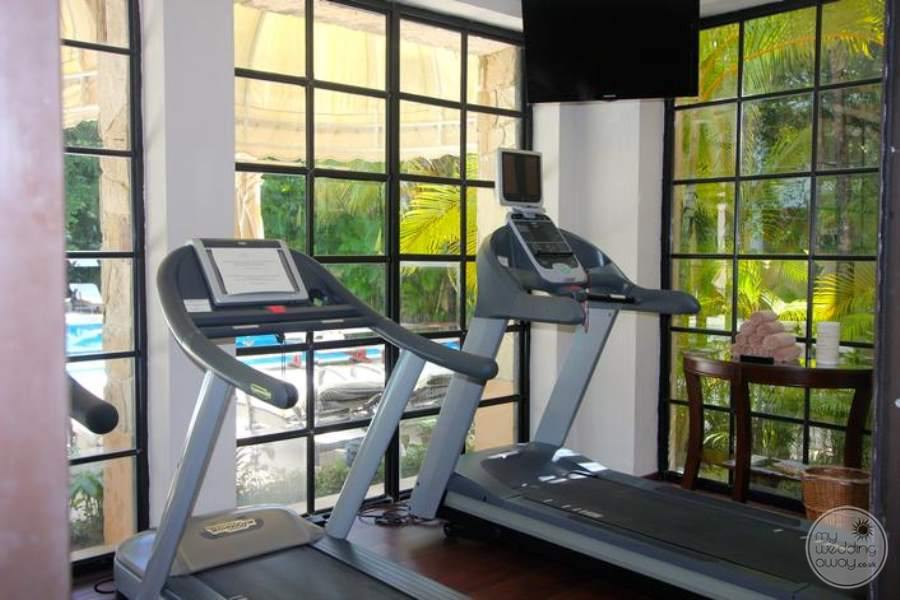 Royal Hideaway Fitness Club
