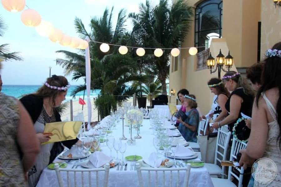 Royal Hideaway Wedding Reception