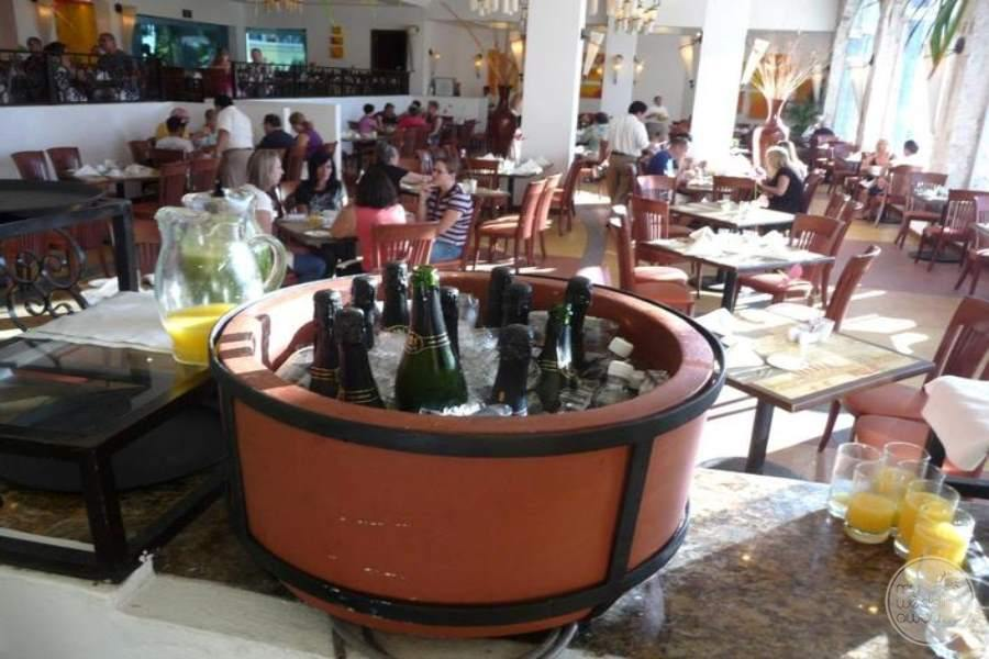 Royal Playa del Carmen Breakfast Buffet