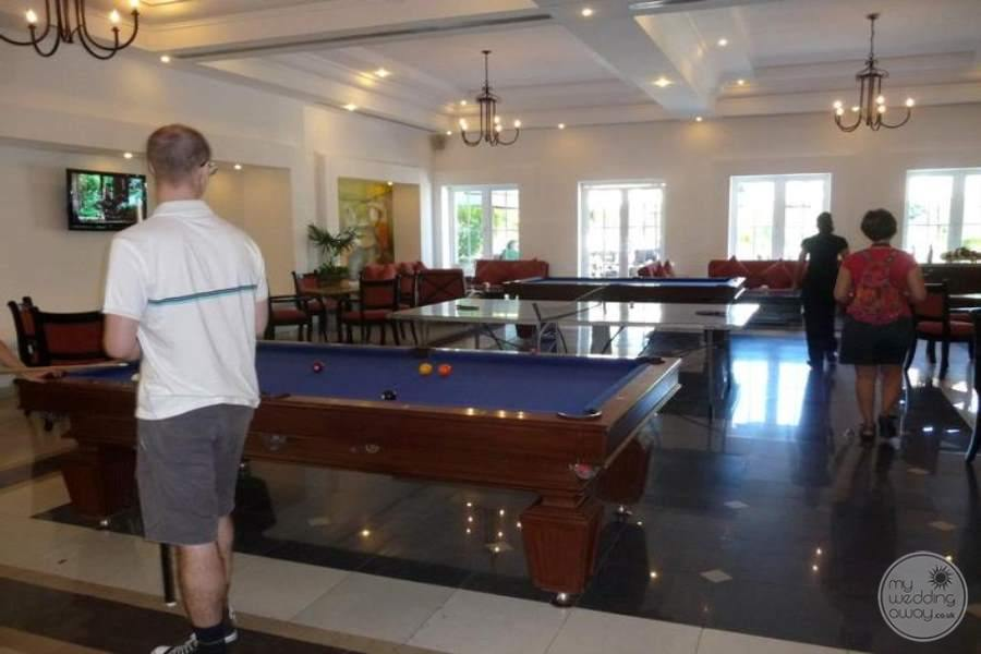 Royal Playa del Carmen Games Room Open 24 Hours