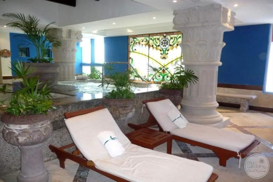Royal Playa del Carmen Indoor Spa